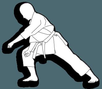 Okukan Karate Australia Lunge